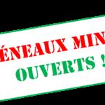 OUVERTURE du club pour les MINEURS !!!